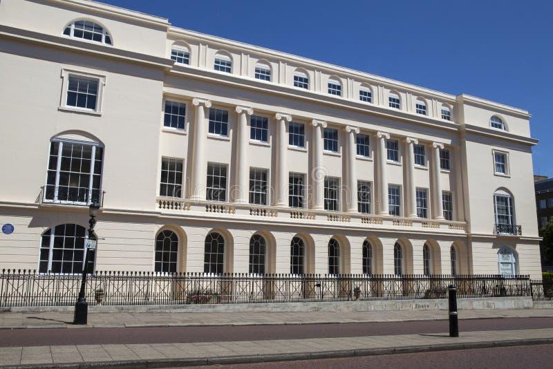 La academia real de museo de la música en Londres imagen de archivo