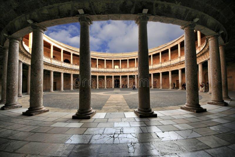 La Alhambra fotografia de stock royalty free