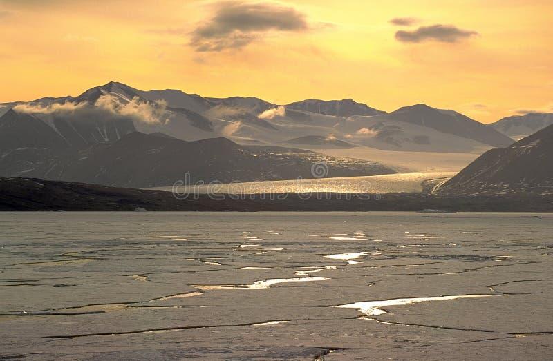 La Antártida imagenes de archivo