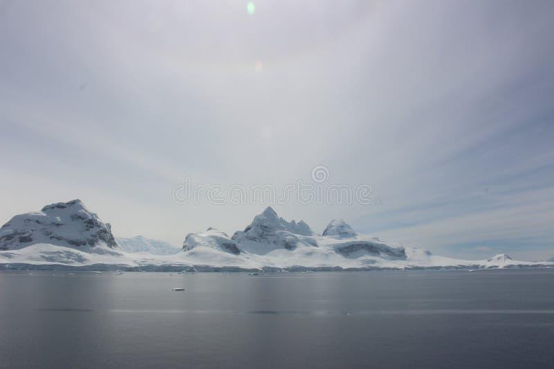 La Antártida - paisaje imágenes de archivo libres de regalías