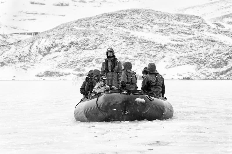 La Antártida, South Pole fotografía de archivo libre de regalías