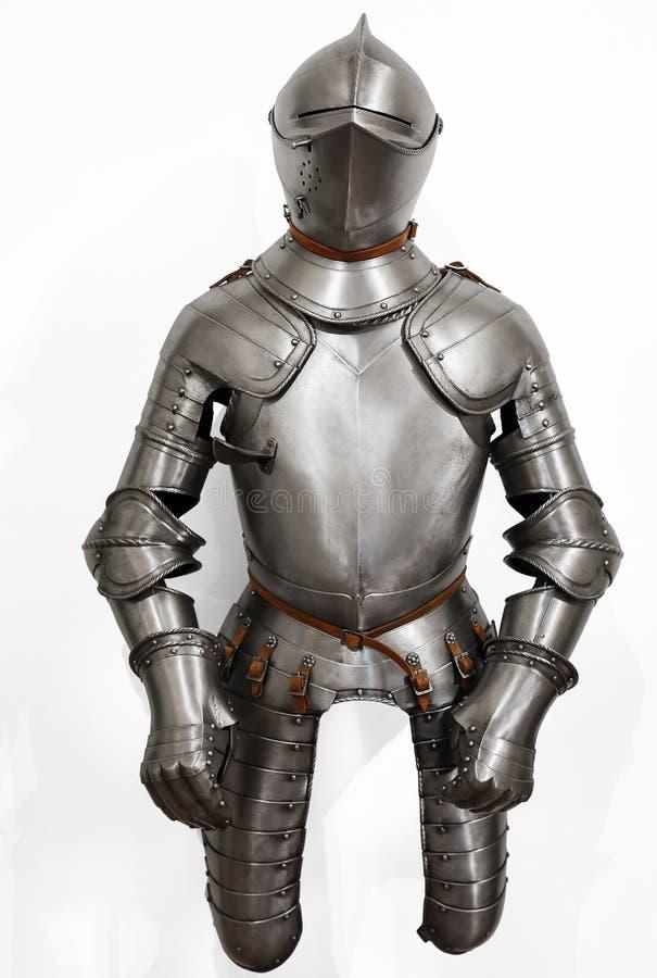 La armadura en el estilo del renacimiento fotos de archivo libres de regalías