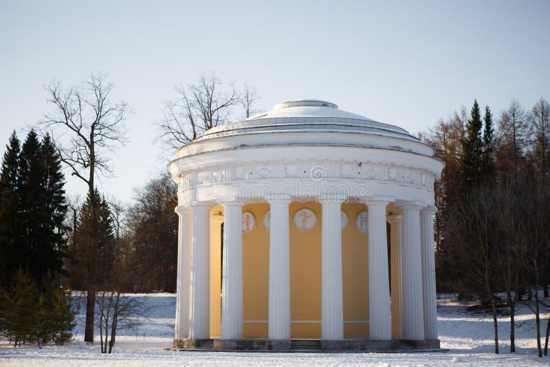 La arquitectura histórica del arquitecto Charles Cameron imagen de archivo
