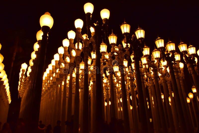 Great Download LA Art Center Lamp Post Near Stock Image   Image Of Post, Light: