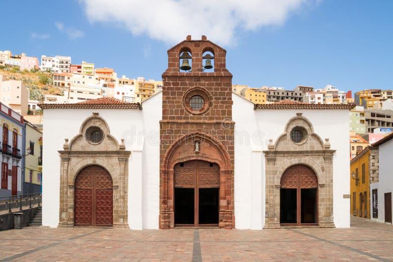 La Asuncion de Iglesia de Nuestra de imágenes de archivo libres de regalías