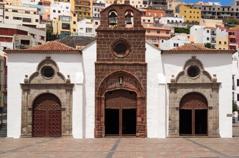 La Asuncion de Iglesia de Nuestra de fotografía de archivo libre de regalías