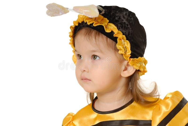 Download La bambina fotografia stock. Immagine di decorazione, cute - 3879478