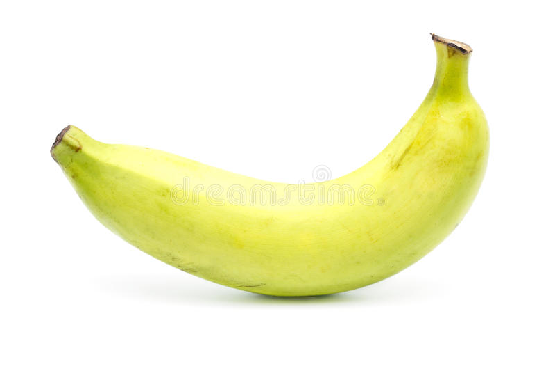 La banane simple photo stock