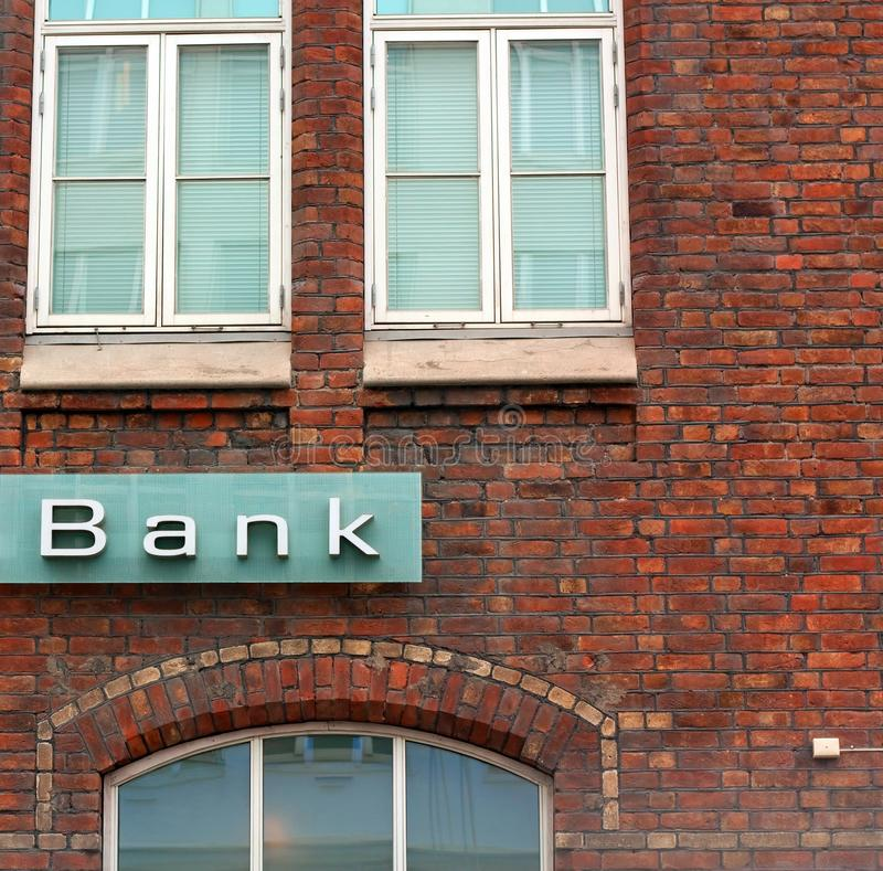 La Banca fotografie stock libere da diritti