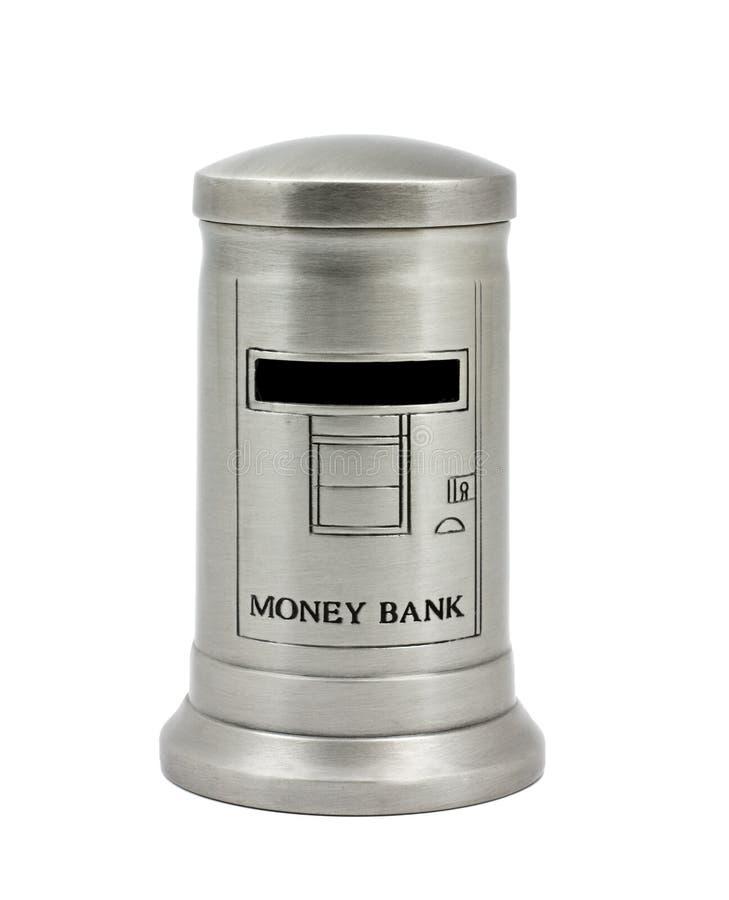 La Banca dei soldi immagine stock libera da diritti