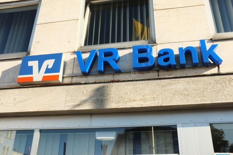 La Banca di VR immagini stock