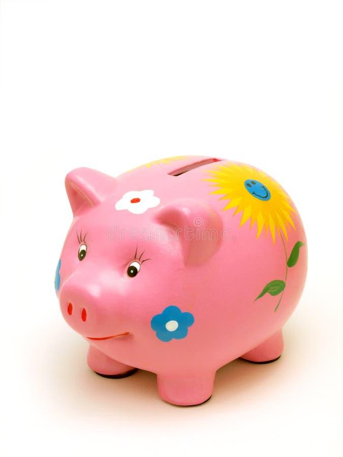 La Banca Piggy fotografia stock libera da diritti