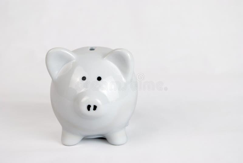 La Banca Piggy con il percorso immagini stock