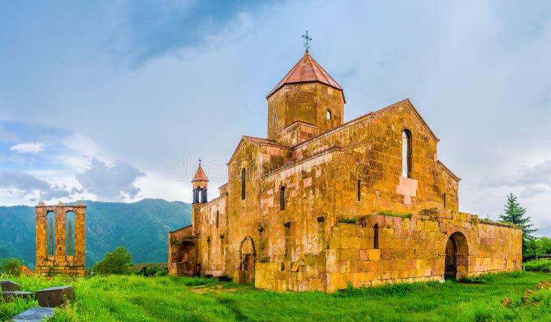 La basílica medieval en Odzun foto de archivo libre de regalías