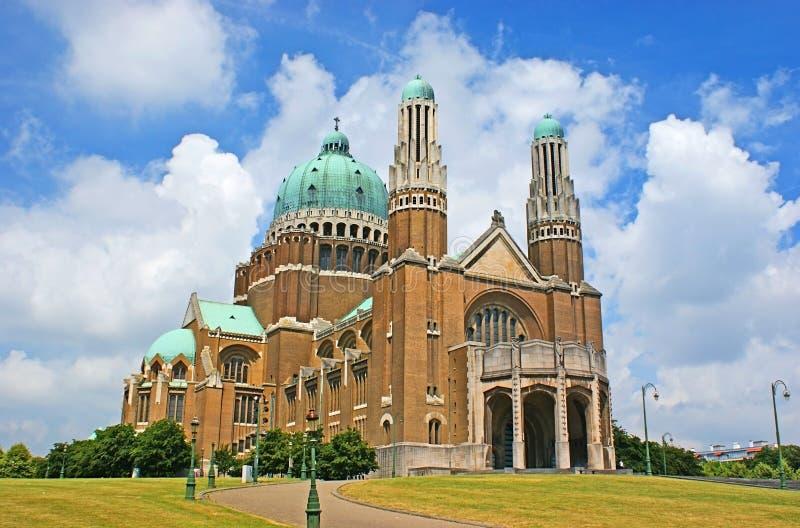 La basilica enorme immagini stock libere da diritti