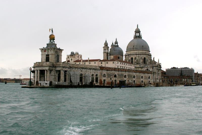 La basilique du salut de della Santa Maria. photos libres de droits