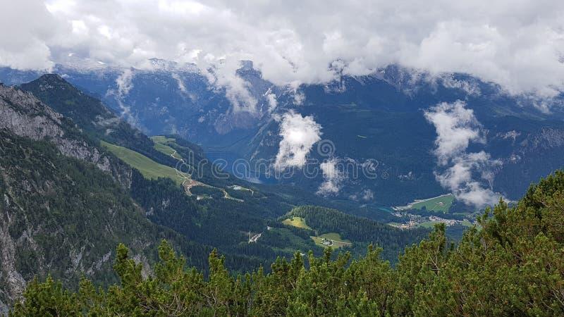 La Bavière 2 images libres de droits