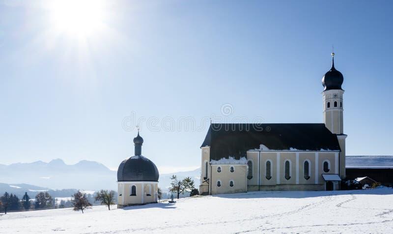 La Bavière - wilparting photo libre de droits