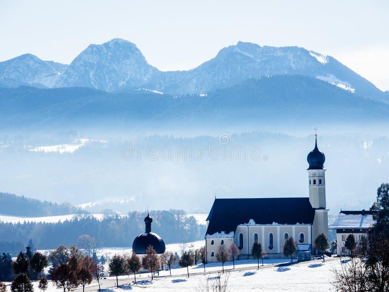 La Bavière - wilparting photo stock