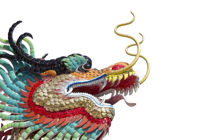 La beauté de la province, ville allume le stu de dragon photo stock