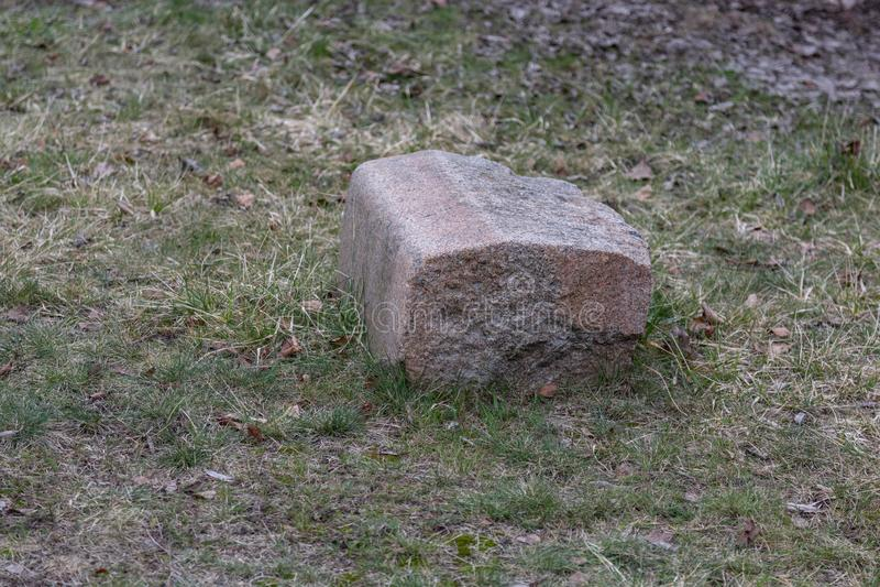 La beauté de la pierre naturelle photos libres de droits