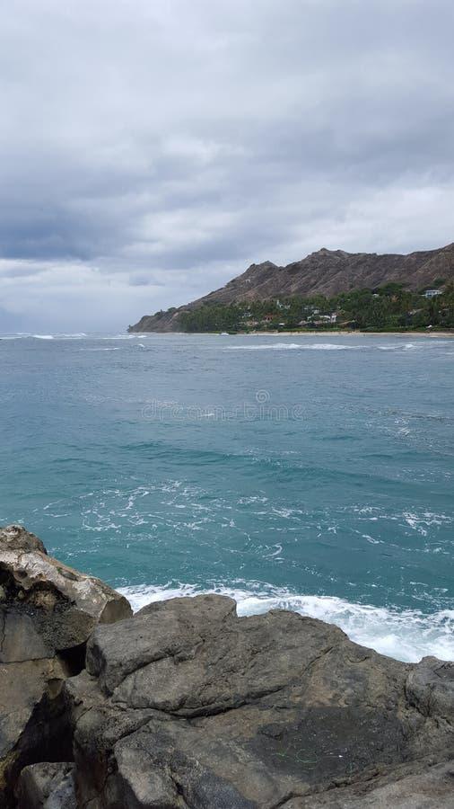 La bella Hawai immagini stock libere da diritti