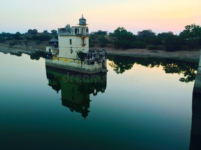 La bella India immagini stock