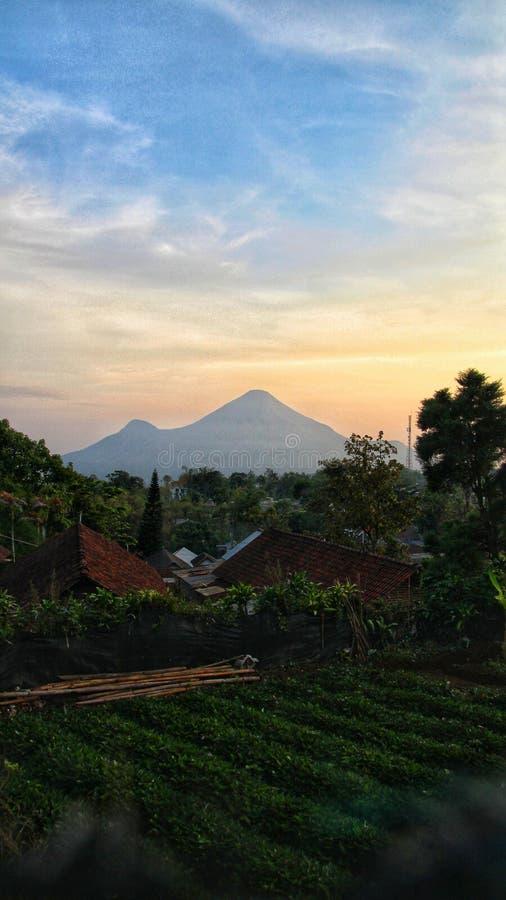 La bella Indonesia immagini stock