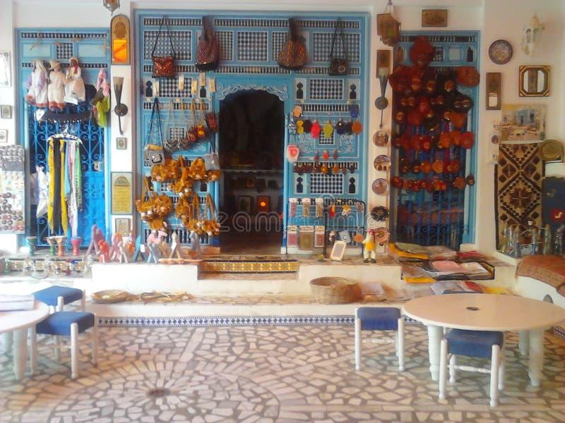 La bella Tunisia immagini stock libere da diritti