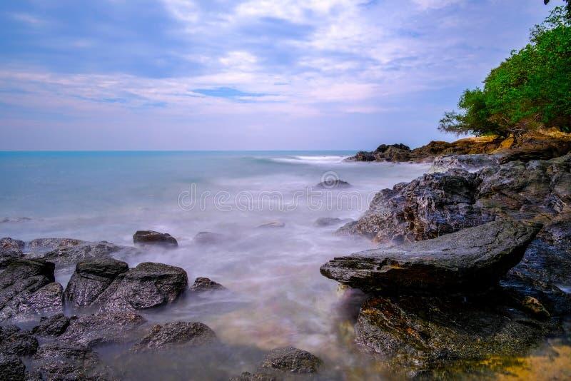 La belle île de Koh Samed photo libre de droits