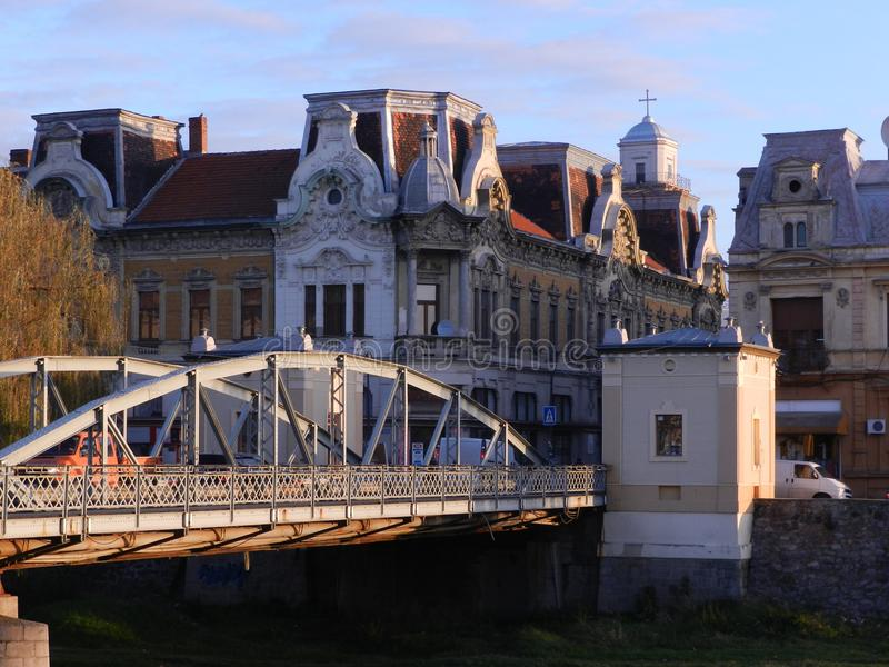 La belle architecture de ma ville images libres de droits