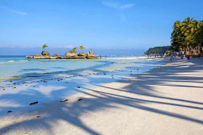 Boracay photos libres de droits