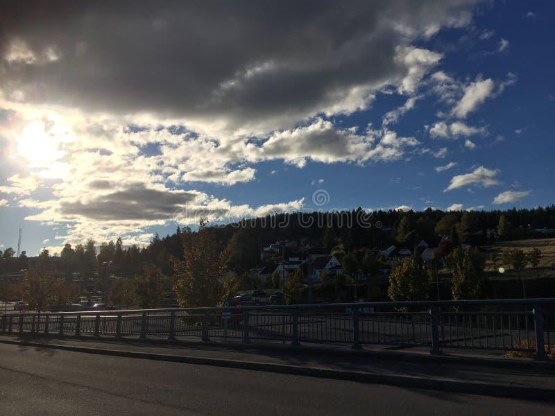 La belle Norvège photo libre de droits