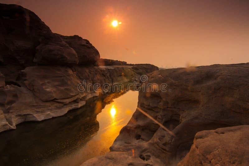 La belle photo de Sam Phan Bok photos stock