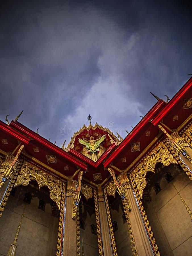 La belleza del templo imágenes de archivo libres de regalías