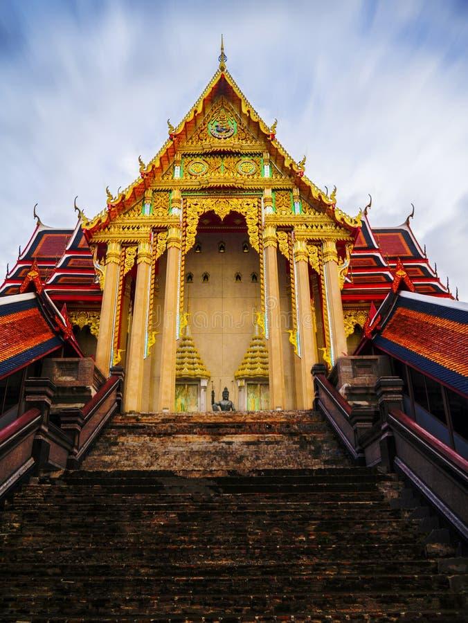 La belleza del templo imagen de archivo