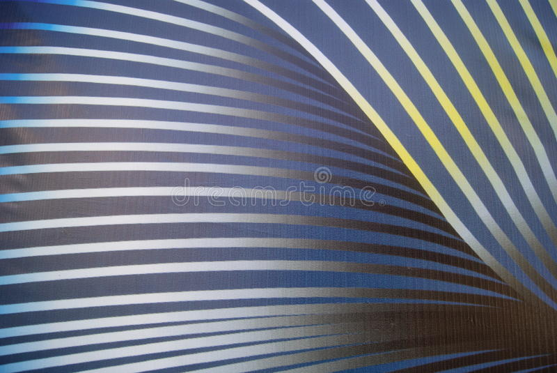 La bellezza delle linee dei murali fotografia stock libera da diritti