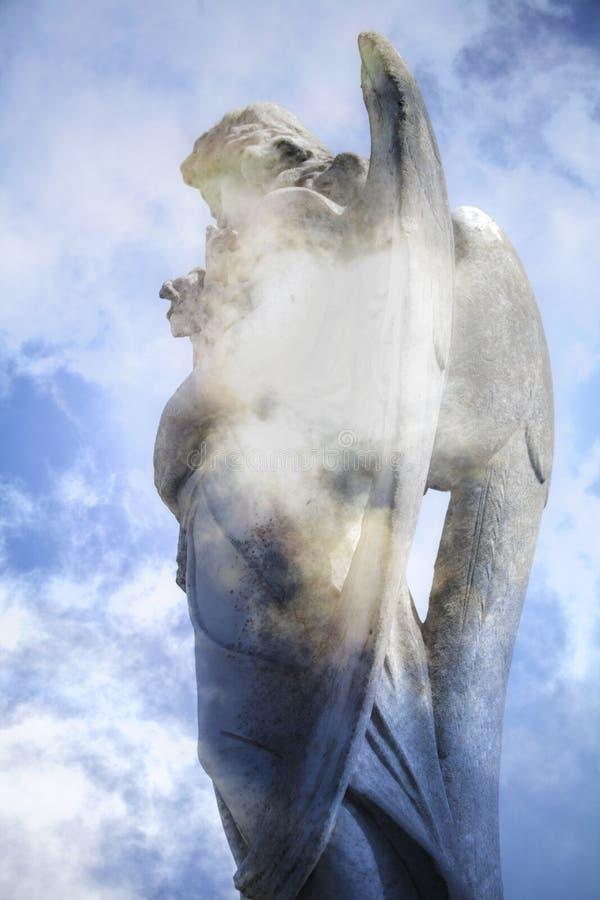 La bendición del ángel fotografía de archivo libre de regalías