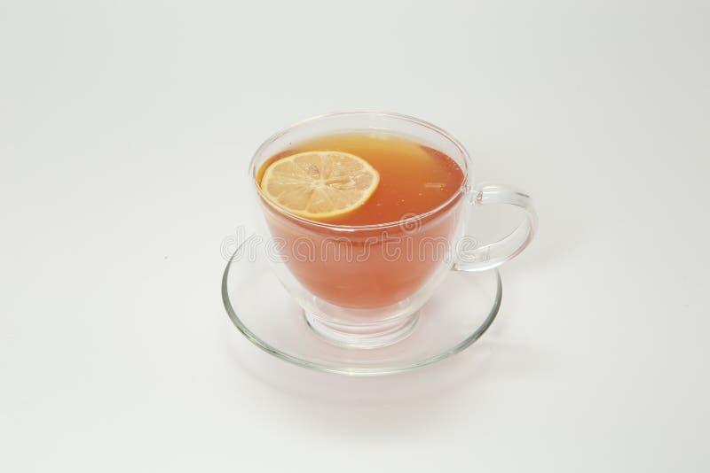 La bevanda di Œthe del ¼ del teaï della frutta così pronta, ha servito caldo o ghiacciato fotografia stock