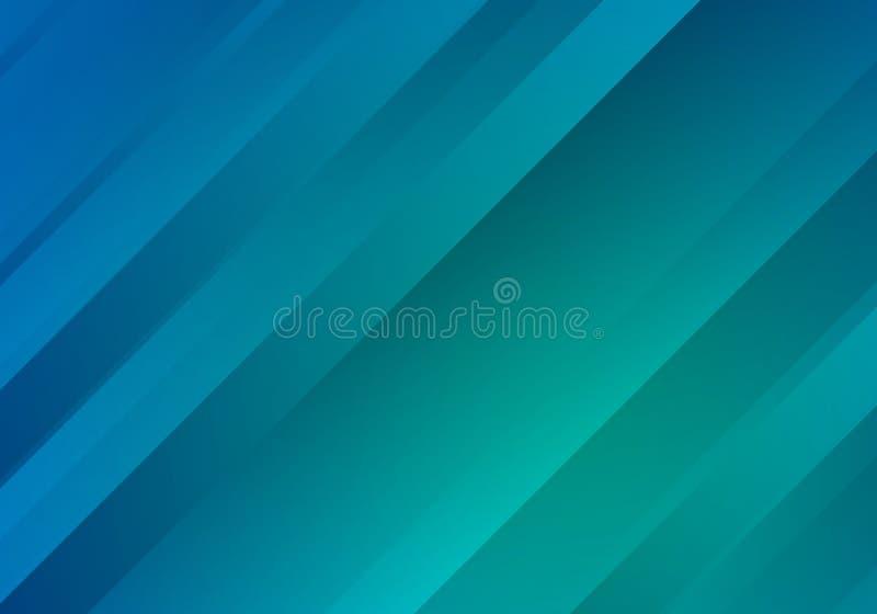 La BG géométrique abstraite illustration stock