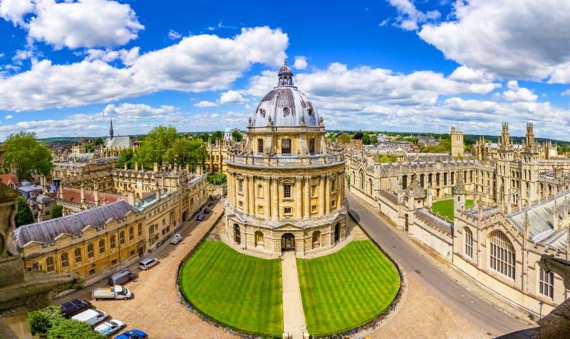 La biblioteca de Bodleian, universidad de Oxford, Inglaterra, Reino Unido foto de archivo libre de regalías