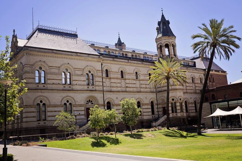 La biblioteca di stato dell'Australia Meridionale immagini stock libere da diritti