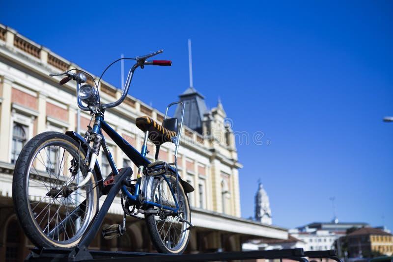 La bici imagen de archivo libre de regalías