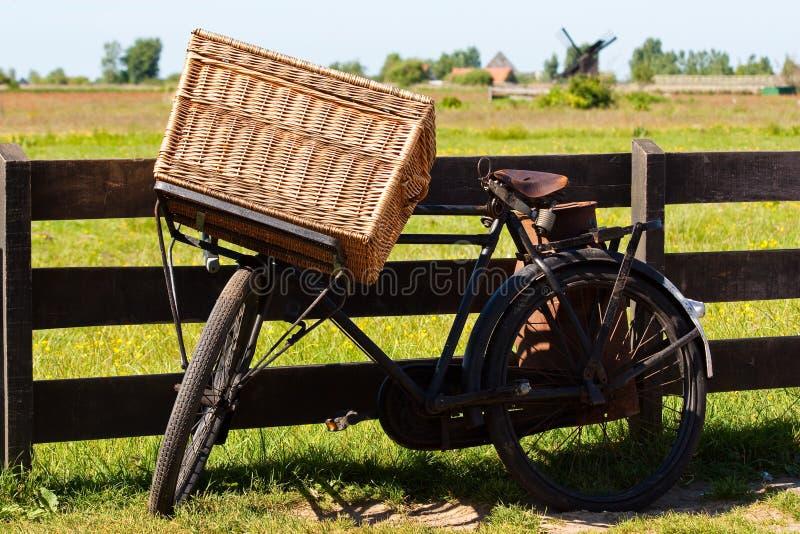 La bicyclette en Hollande photographie stock