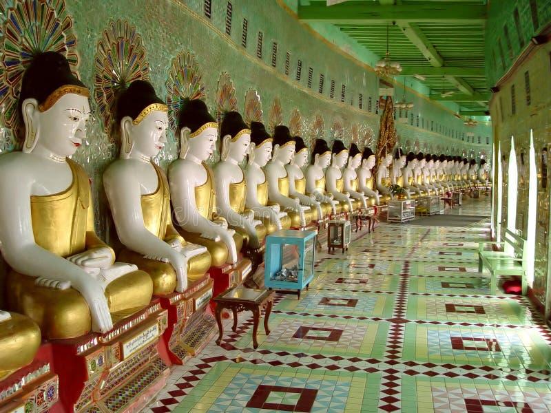 La Birmanie (Myanmar) photo stock