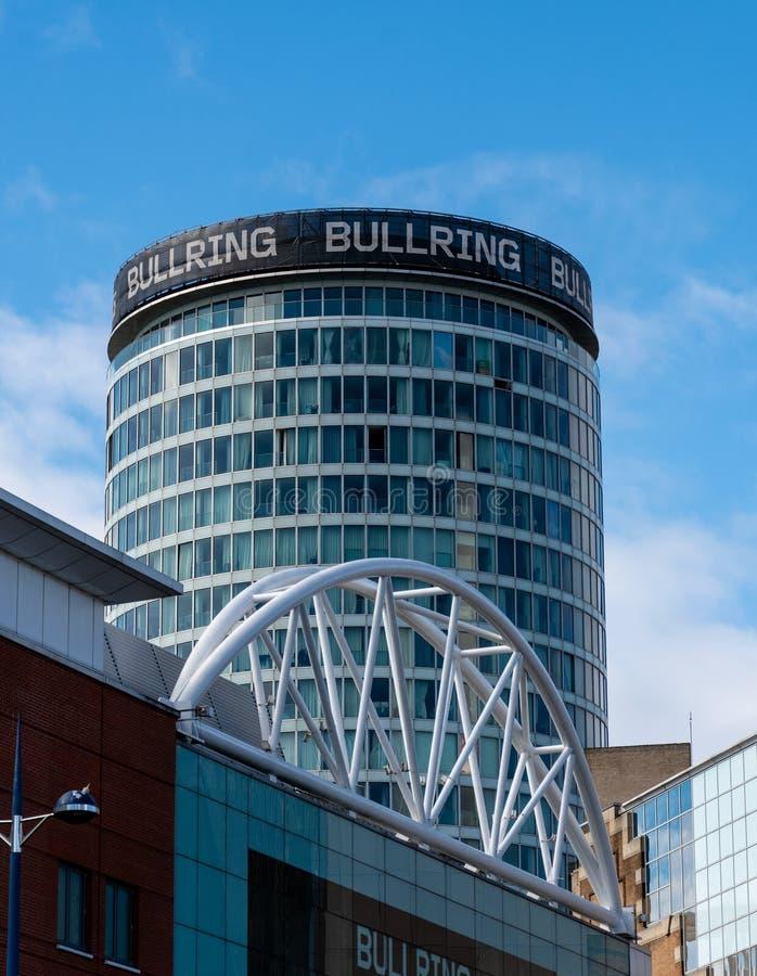 La Birmingham de la Rotonda fotos de archivo