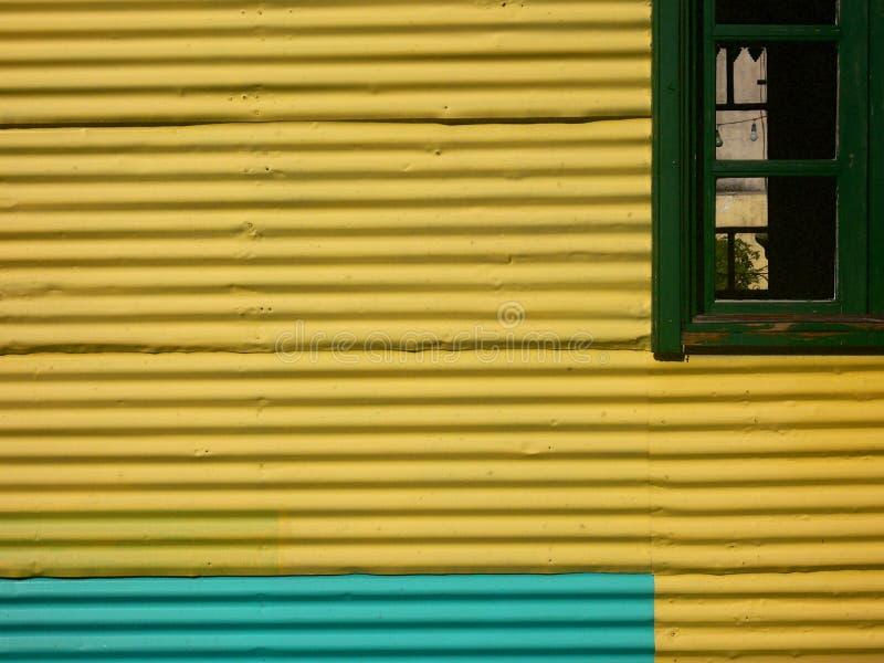 La Boca Royalty-vrije Stock Foto's