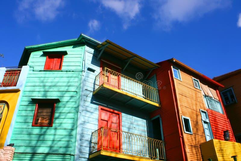 La Boca, Buenos Aires royalty free stock photos