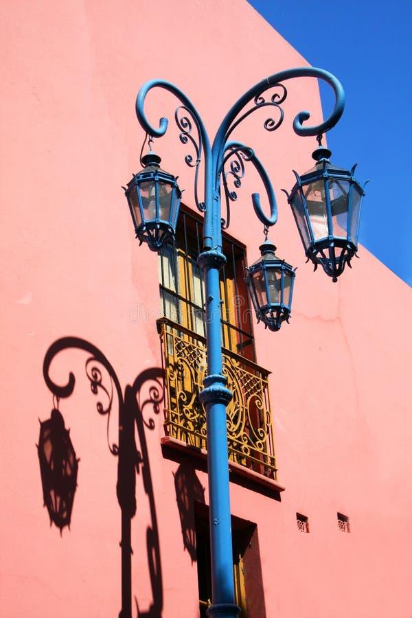 La Boca a Buenos Aires fotografia stock