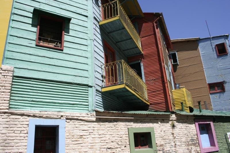 La Boca, Buenos Aires, la Argentina foto de archivo